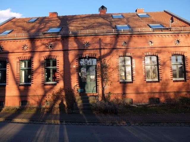 Ruhe und Entspannung in Strodehne - Havelaue - Leilighet