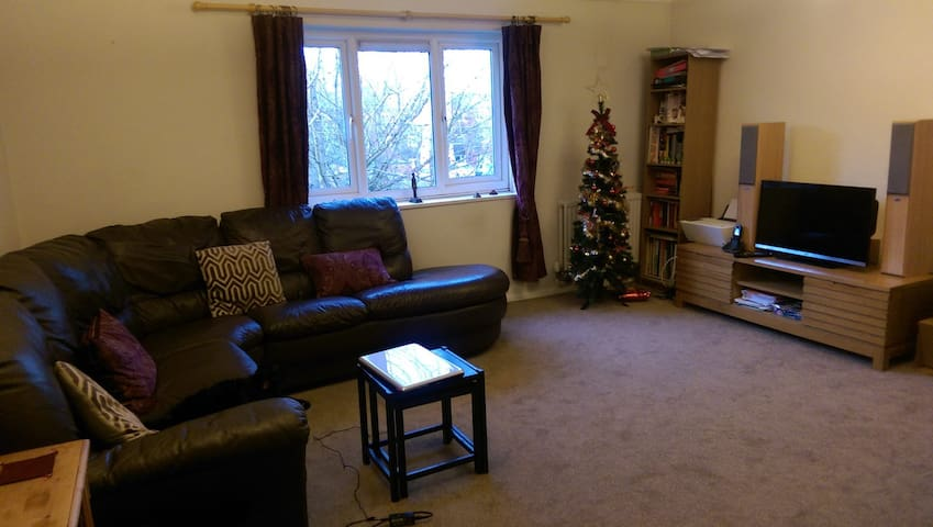 Quiet and peaceful room in St Albans - Hertfordshire - Lägenhet