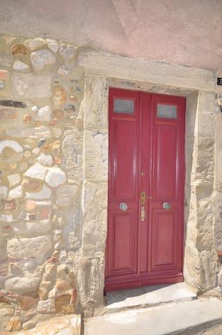 Charming village house in Vineyards - Donazac - Hus