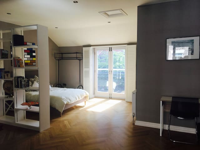 Gorgeous Studio Apartment in City Centre House - Newcastle upon Tyne - Huis