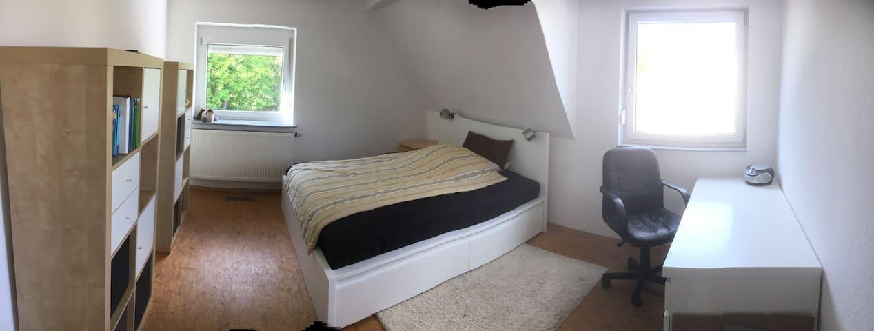 Gemütliches Zimmer bei mir - Heilbronn - Casa