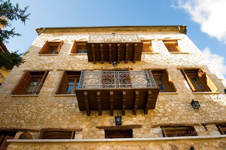 Townhouse in Arachova near Delphi - Arachova - Şehir evi