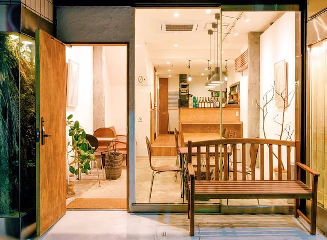 #211 Good access. Convenient. 7mins to Sta. - Kōtō-ku - Maison