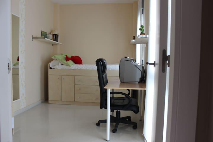 Cómoda y acogedora habitación - La Rinconada - 단독주택