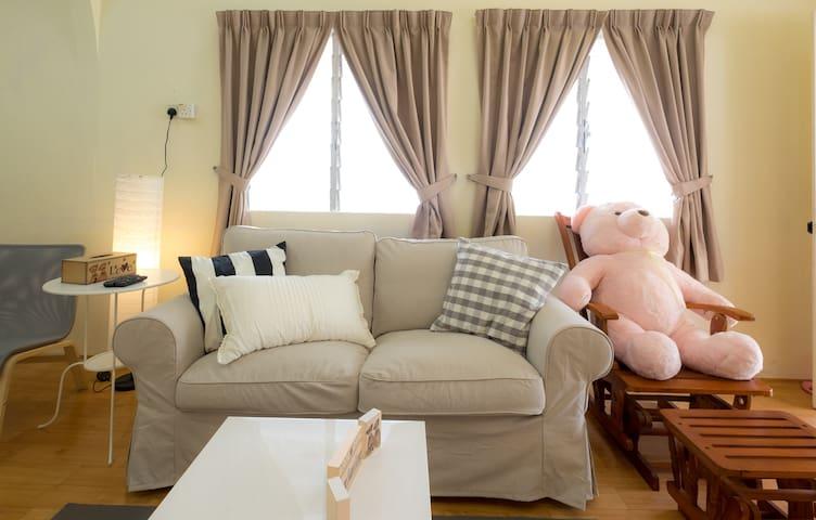 *PROMO*~Little Cottage~小屋名宿 - Air Itam - Maison