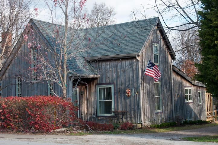 HORSE COUNTRY COTTAGE - Midway - Dom