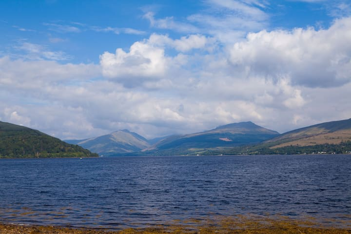 Taigh Rosie Self Catering Lochside Cottage - Inveraray - Hus