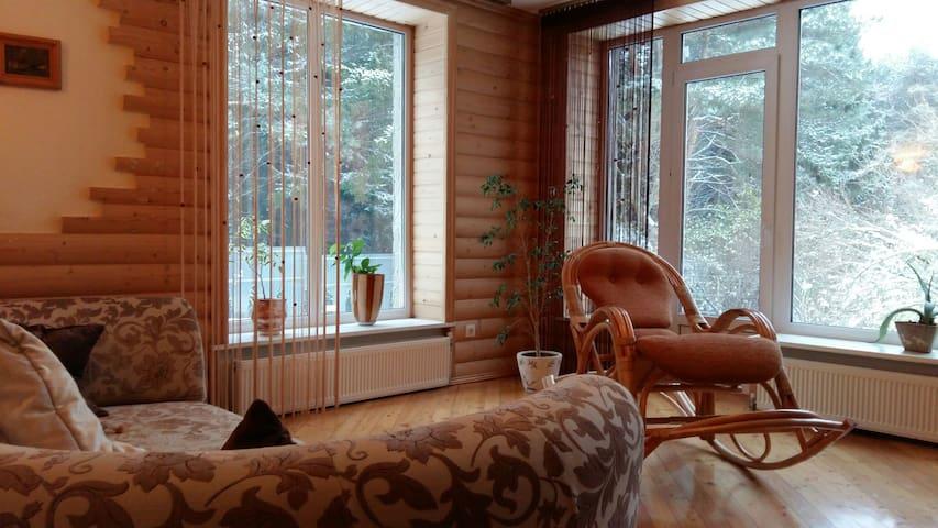 Гостевой дом в Сергиевом Посаде - Сергиев Посад - Huis