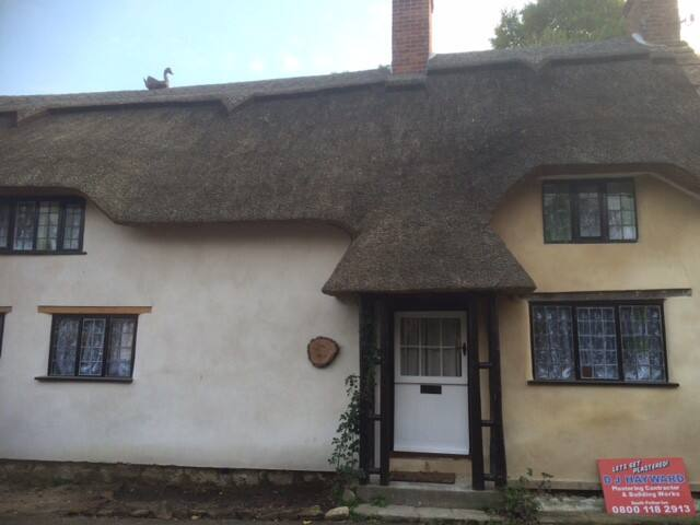Thatchdown Cottage near Ilminster, South Somerset - Ilminster - Huis