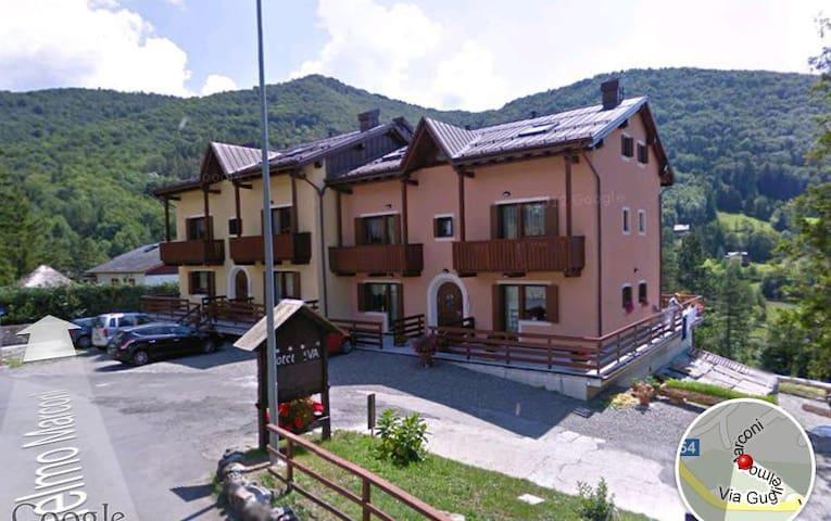 Appartamento nuovo,ottima posizione - Santo Stefano d'Aveto