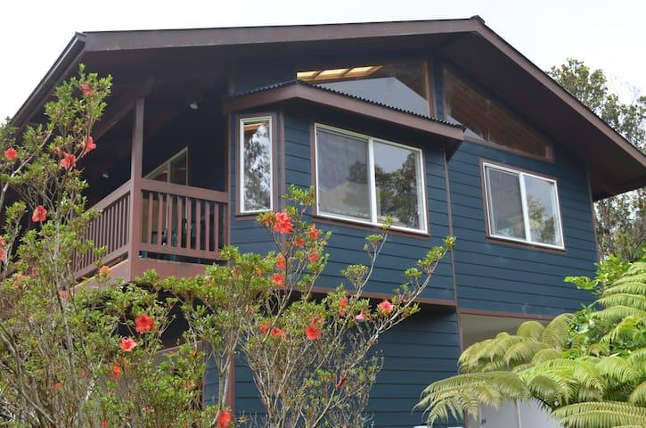 Spectacular House (Upstairs Duplex) - Volcano - Apartment
