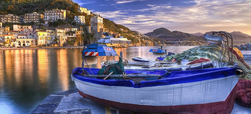 Cetara, cuore autentico della Costiera Amalfitana! - Cetara - Hus