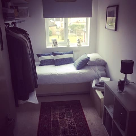 A single room in a very chilled flat - Hitchin - 아파트