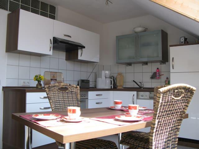 Top Ferienwohnung in herrl. Lage (Schwäbische Alb) - Hausen am Tann - Kondominium