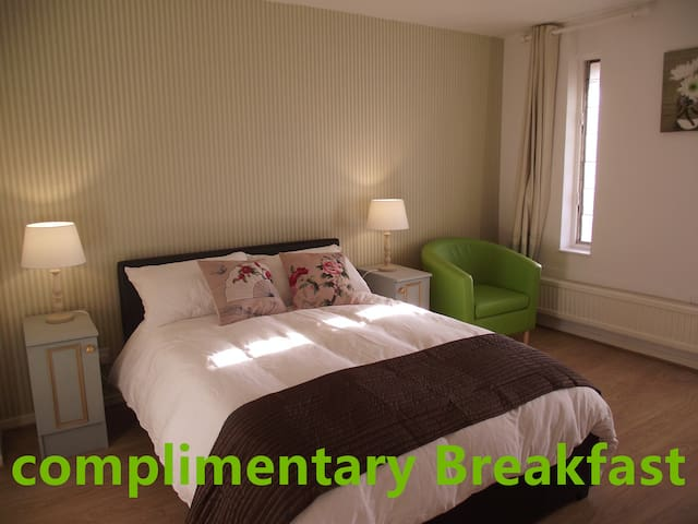 Room Central MK-Complementary Breakfast - 米爾頓凱恩斯