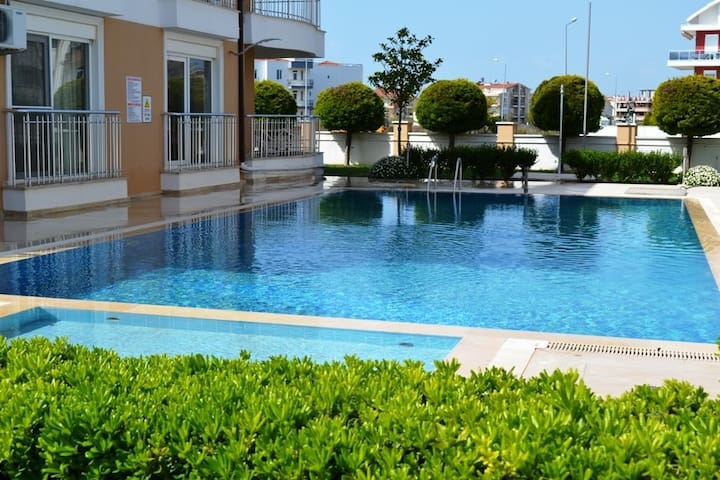 Apartment with pool and air-con near golf course - Belek