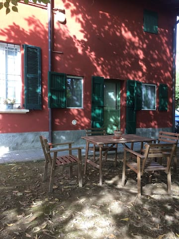 Relax and quiet 10 min. walk from downtown - Lodi - Hus