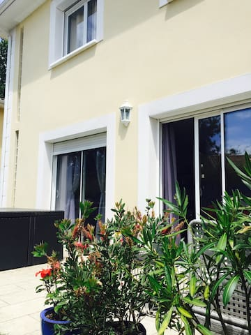 Maison proche Toulouse - Launaguet - Apartamento
