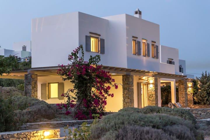 Paros luxury villa open year round - Paros - Villa