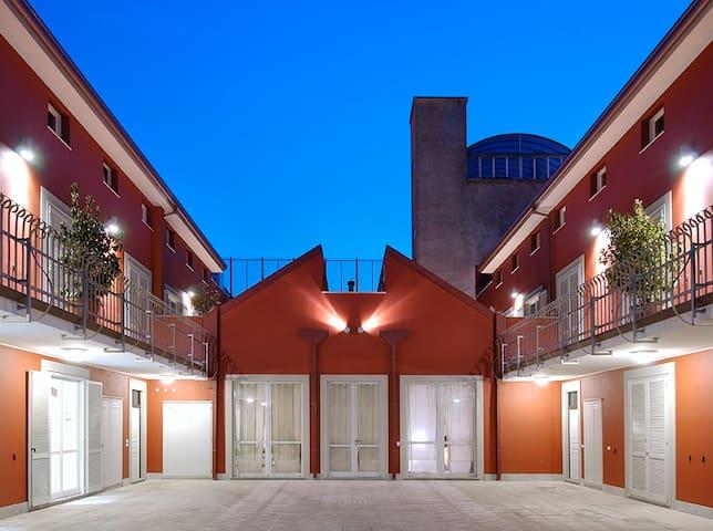 Suite e terrazzo in Loft di design. - Milan - Loft