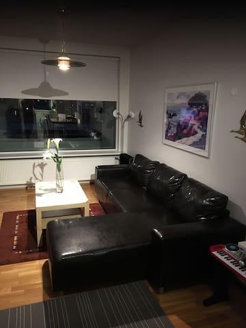 One small & Nice room(房间虽小 五脏俱全) - Kópavogur - Appartement
