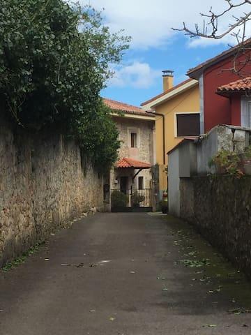 La Nogalera, Nueva de Llanes - Llanes - Huis