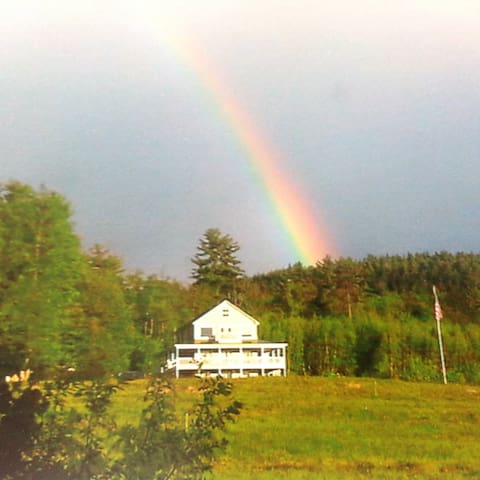 MOUNTAIN VIEWS AND AWESOME SUNSETS - Fryeburg - Ev