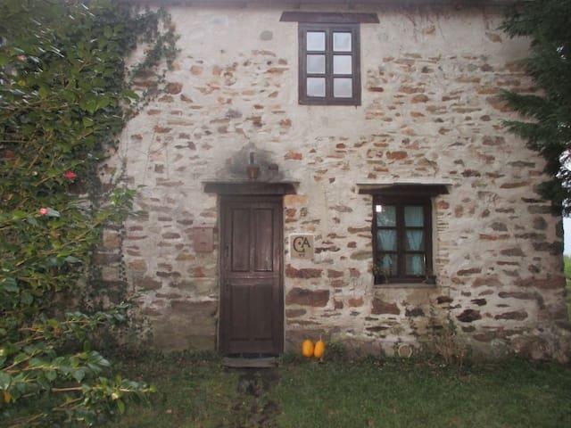 Casa Playa Fontela - Castropol - Hus