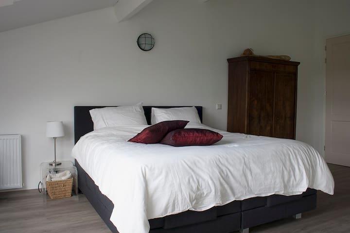 Luxe boerenkamer - Groesbeek - Apartemen