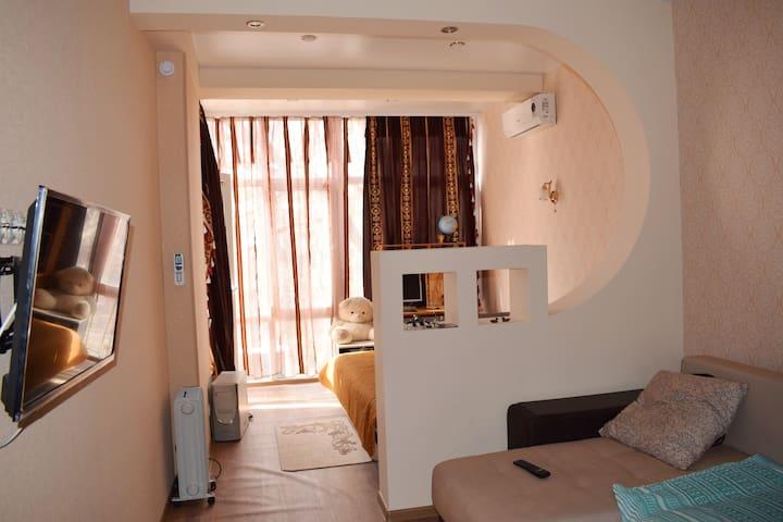 Апартаменты в Кабардинке - Kabardinka