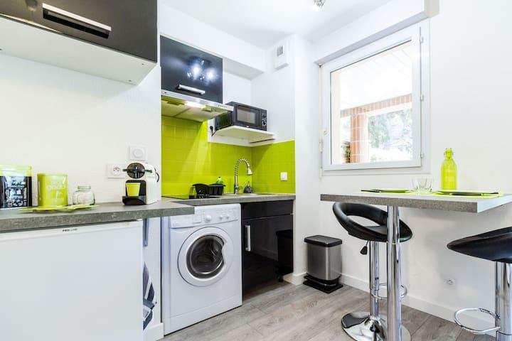 Appartement Centre Ville - Salies-de-Béarn - Departamento