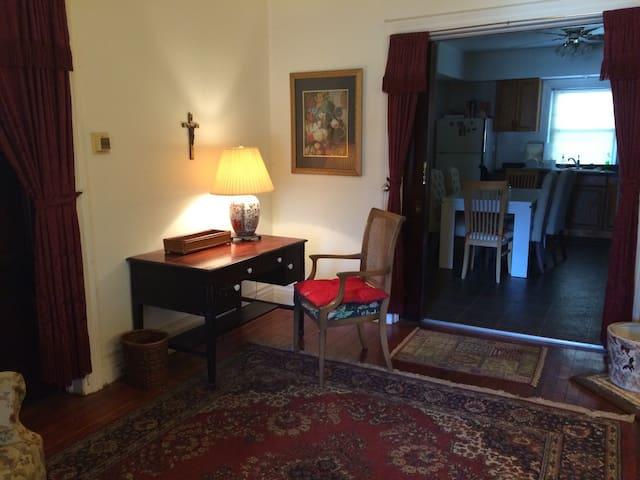 Victorian comfort clean and quiet - Hackensack  - Hus