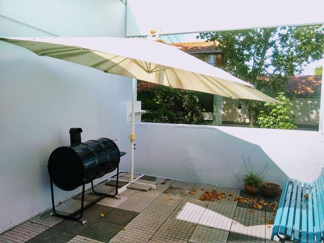 La mejor habitación en barrio residencial c/ baño - Buenos Aires - Rumah