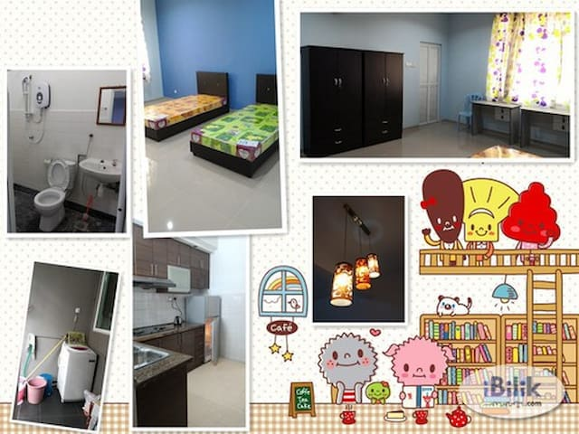 Nice Room for 2 person - Cheras