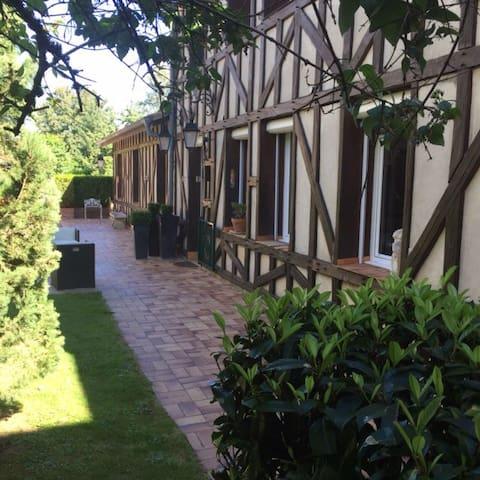 Appartement et jardin - Wassy - Квартира