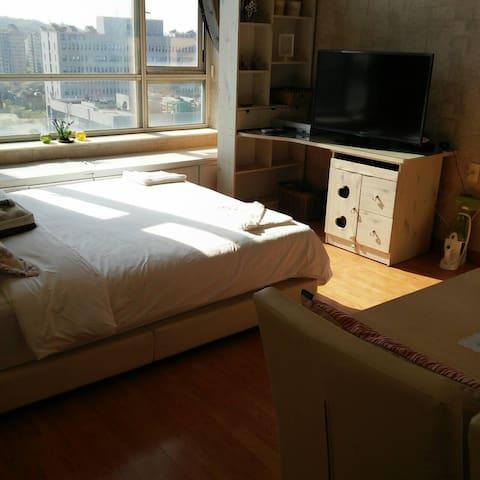 City view - Danwon-gu, Ansan-si - Leilighet