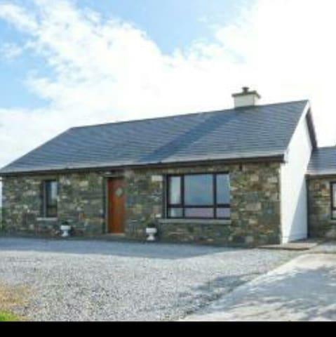 Court Farm Cottage on the Shannon Estuary - Glin - Stuga