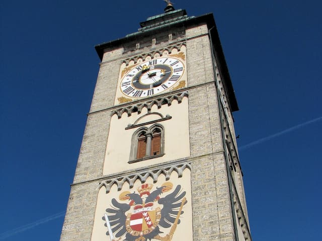 Living in the oldest town ==> Enns - Enns - 一軒家