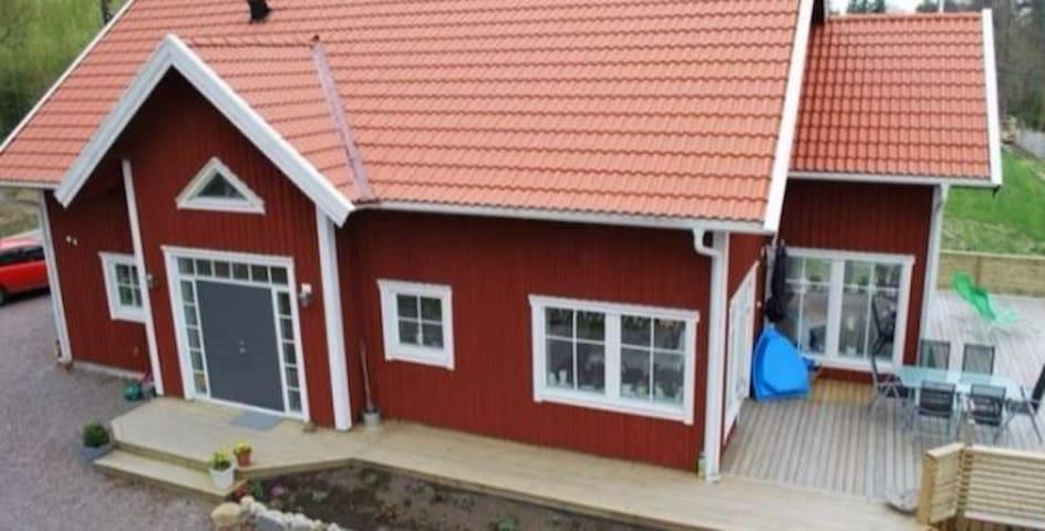 Modern house near Gothenburg - Stenkullen
