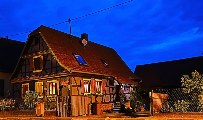 Ferme Bleue in Schleithal/Elsass - Schleithal - Annat
