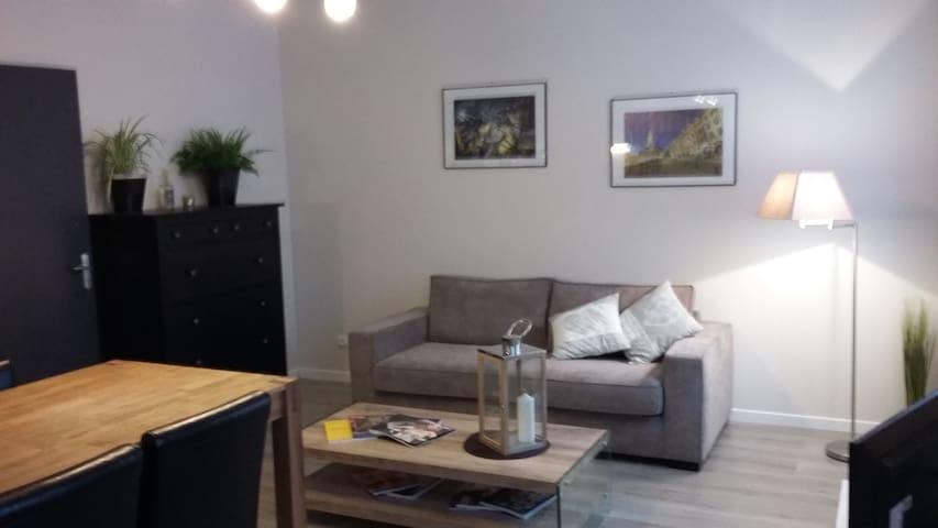 Appartement cosy 4 couchages Lens - Lens - Daire