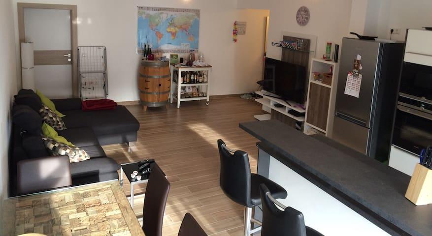 Modern apartment in Echternach - Echternach