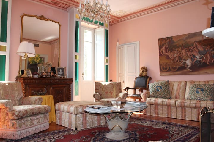 Relax in Villa one Hour From Milan - San Paolo Cervo - Villa