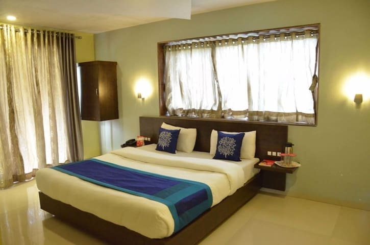 Luxurious room in Mahabaleshwar - Mahabaleshwar - Ortak mülk