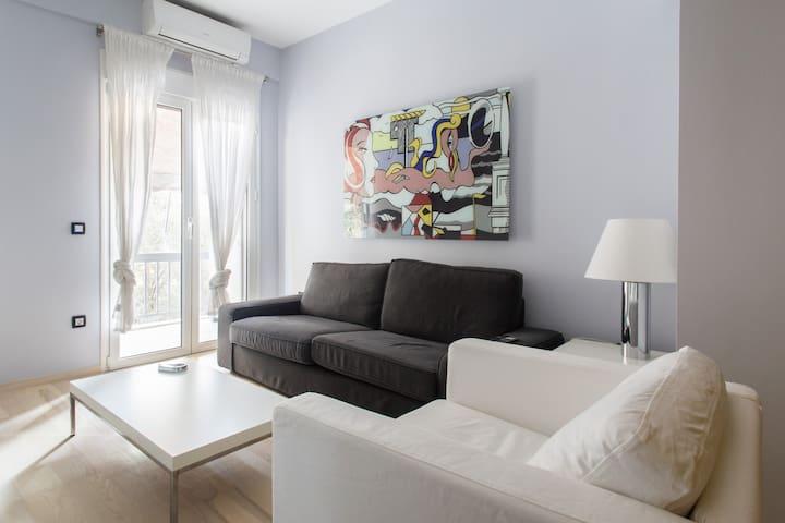 Designer central Athens apartment - Zografou - 公寓