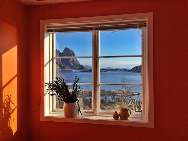 Catogården -  The Orange Room - Moskenes - Casa