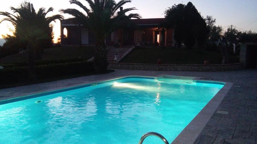 Luxury Villa-Nauplio-Argolis-Greece - Argolis