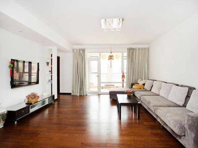 大连金石滩170平家庭旅馆 - Dalian - Stadswoning