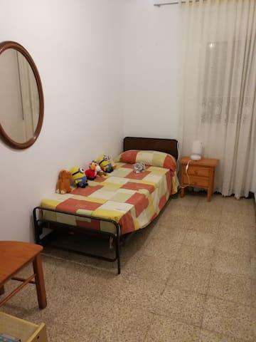 Habitación a acceso a cocina y baño - Santa Margarida de Montbui