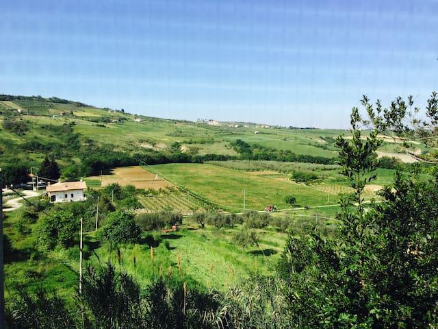 Villa in Italian Countryside - Catignano - Casa